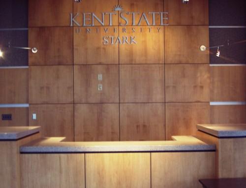 Kent State Stark Desk